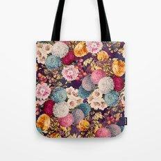 EXOTIC GARDEN X Tote Bag