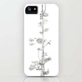 The Tower of Love iPhone Case