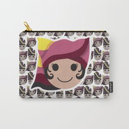 Iconic Headdresses - West Sumatra (Female Version) Carry-All Pouch