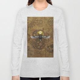 Egyptian Steampunk Long Sleeve T-shirt