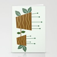 plants Stationery Cards featuring plants by aticnomar