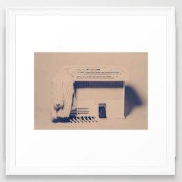 Luxuries Song Framed Art Print
