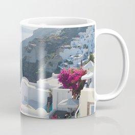 Santorini VII Coffee Mug