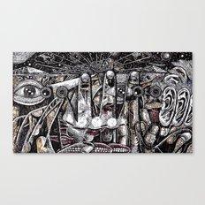 Mind Frame (Still Frame 4) Canvas Print