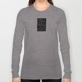 El conde de Montecristo Long Sleeve T-shirt