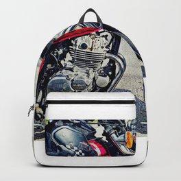 Suzi Q Backpack