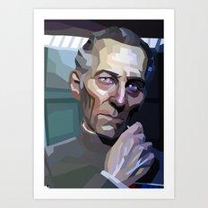 SW#06 Art Print