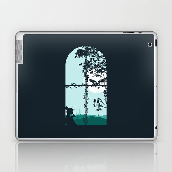 Mad World II Laptop & iPad Skin
