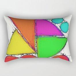 Sweetened edge Rectangular Pillow
