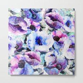 Floral Bloom Metal Print