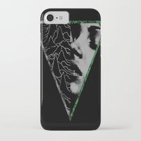 joy division iPhone & iPod Cases featuring Joy Division by carlyborror