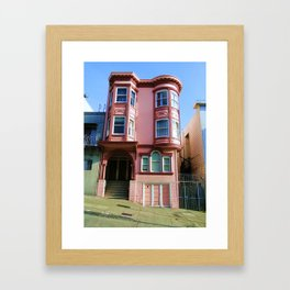 Not a Painted Lady Framed Art Print