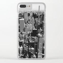 get em high Clear iPhone Case