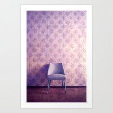 chaise III Art Print