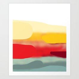 Far Art Print