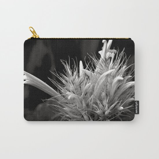 Bizzarre Flower Charm Carry-All Pouch