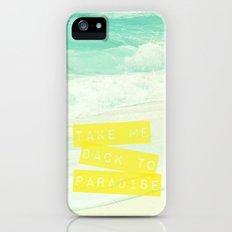 OCEAN Slim Case iPhone (5, 5s)