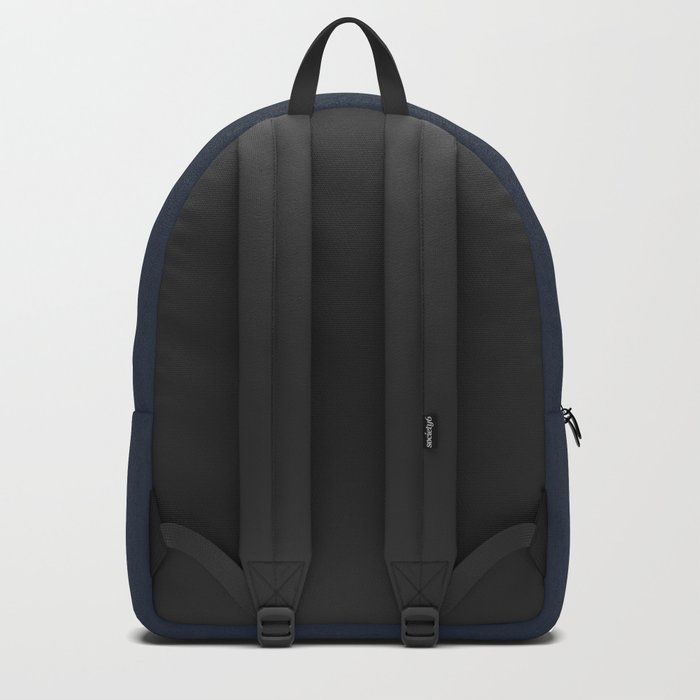 Copper and Midnight Navy Backpack
