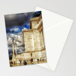altare della patria Stationery Cards