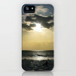 E ala mai o loko i ke kuhohonu o ke Aloha Kamaole Beach iPhone Case