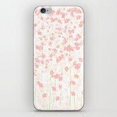 Pink Shidare Zakura iPhone & iPod Skin