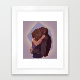 Korrasami!  Framed Art Print