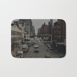 New York  |  Chelsea Bath Mat