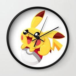 PikaGo Wall Clock