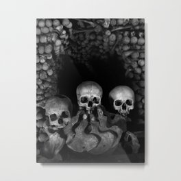 The Three Musketeers Metal Print