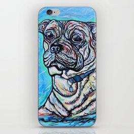 Pug My Love iPhone Skin