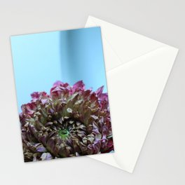 dry flower - one Stationery Cards