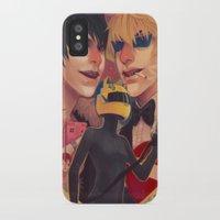 durarara iPhone & iPod Cases featuring Durarara!! by poopler