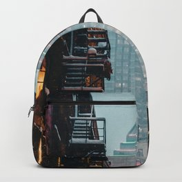 New York Alley Backpack