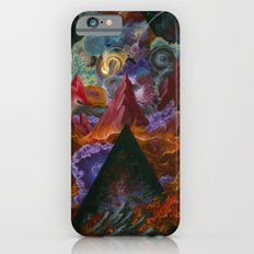 The mysterious land of truth and failures iPhone 6 Slim Case