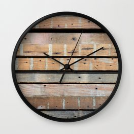 Reclaimed Wall Clock