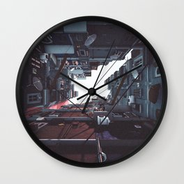 Yard Wall Clock