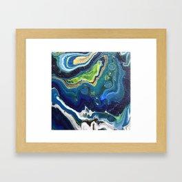 Water love Framed Art Print