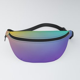 Abstract colorful background Fanny Pack