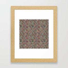 Oats So Simple Framed Art Print