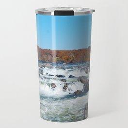 Great Falls Virginia Travel Mug