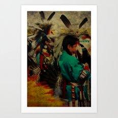 Usdi Alasgisda Art Print