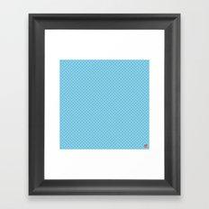 Pattern #3-Zoom Framed Art Print
