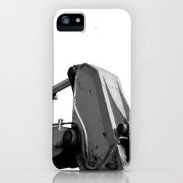 Maschine B/N iPhone Case
