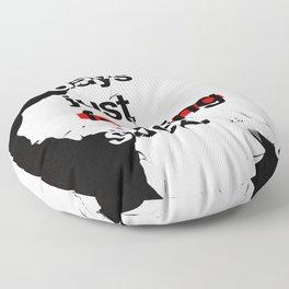 Human Resources Floor Pillow