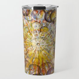 """Temporal Energy"" Travel Mug"