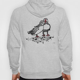 the Puffins Hoody