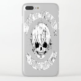 Son of the death note Clear iPhone Case