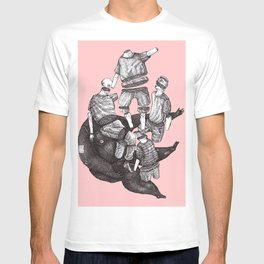 pieces of life T-shirt