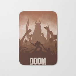 DOOM Bath Mat