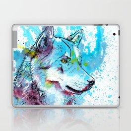 Wild Wolf Laptop & iPad Skin